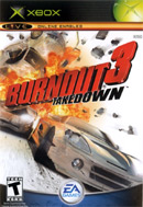 Burnout 3 Cover