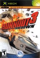 Burnout 3 Cover