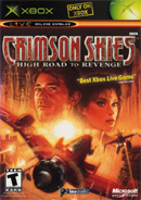 Crimson Skies Cover