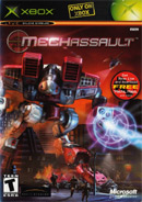 Mech Assault Cover
