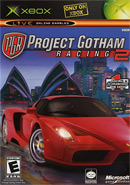 Project Gotham 2 Cover