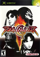 Soul Calibur 2 Cover