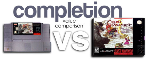 Comparining Values - Open vs Complete