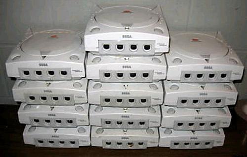 Dreamcast Lot