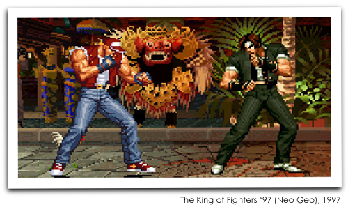 King of Fighters '97 (Neo-Geo), 1997