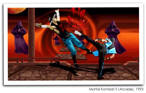 Mortal Kombat II (Arcade), 1993
