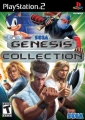 Sega Genesis Collection PS2 Cover