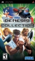 Sega Genesis Collection PSP Cover