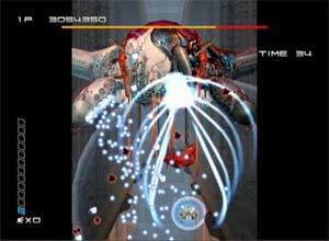 Ikaruga Gamecube Screenshot