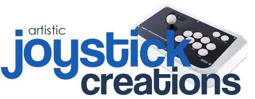 Artistic Joystick Creations