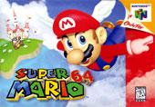 Mario 64Cover Art