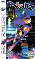 Nights Into Dreams Cover Art