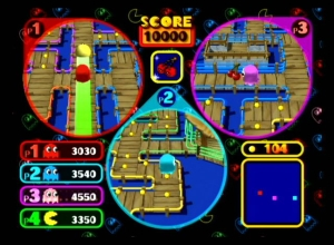 Pac-Man Vs Gamecube Screenshot