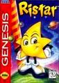 Ristar Genesis Cover