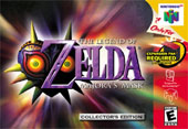 Majora's Mask Cover
