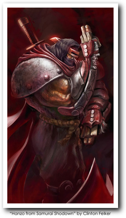 Samurai Shodown Art 03