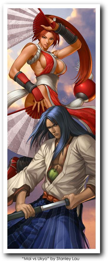 Samurai Shodown Art 04