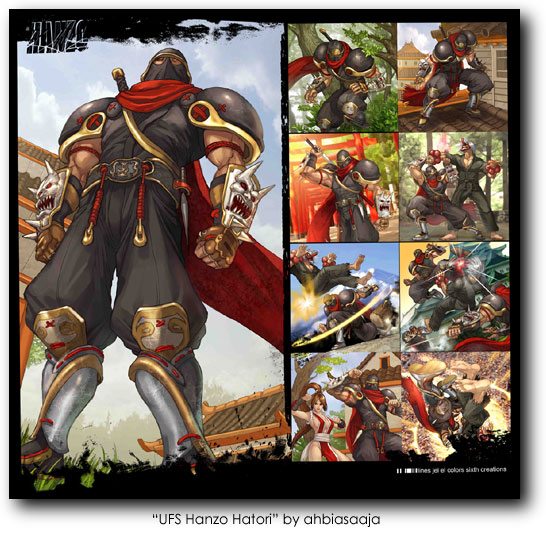 Samurai Shodown Art 05