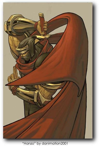 Samurai Shodown Art 07