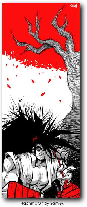 Samurai Shodown Art 08