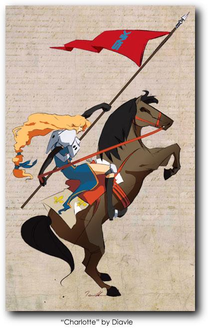 Samurai Shodown Art 09