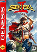 Shining Force II Cover Art