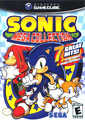 Sonic Mega Collection Gamecube Cover