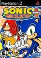 Sonic Mega Collection PS2 Cover