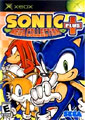 Sonic Mega Collection XBox Cover