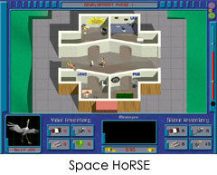 Space Horse Screenshot