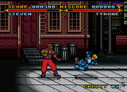 Street Combat Screenshot
