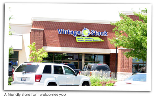 Vintage Stock Store