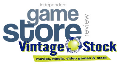 Vintage Stock Game Store Review