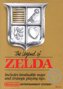 Zelda Cover Art