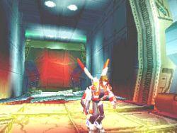 Burning Rangers - Sega Saturn Screenshot