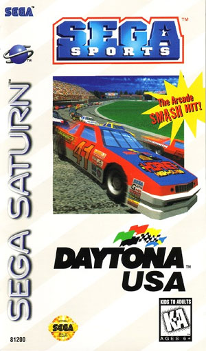 Daytona USA para PC Daytonausa-cover