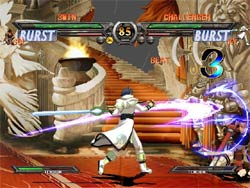 Guilty Gear XX XBOX Screenshot