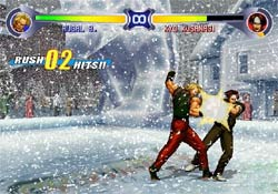 King of Fighter 94 Rebout XBOX Screenshot