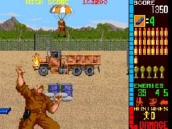 Operation Wolf - Best Machine Gun Game