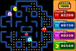 Pac-Man Versus gamecube Screenshot