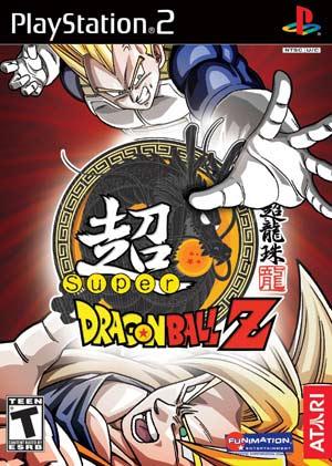 dragonball ps2