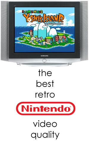 Get The Best Video Quality On The Super Nintendo Snes