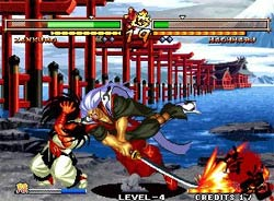 Samurai Showdown V/Zero XBOX Screenshot
