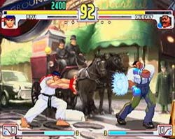 Street Fighter 3 Third Strike Dreamcast Screenshot