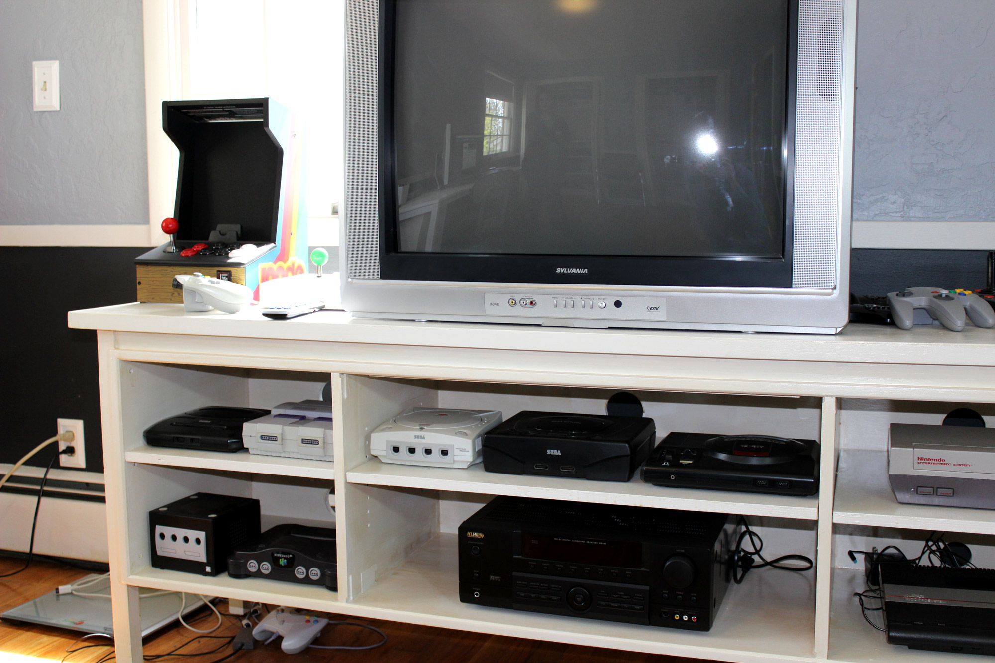 Racketboy S Game Room Amp Home Office Retrogaming With