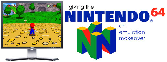 Enhance N64 Graphics With Emulation Plugins & Texture Packs