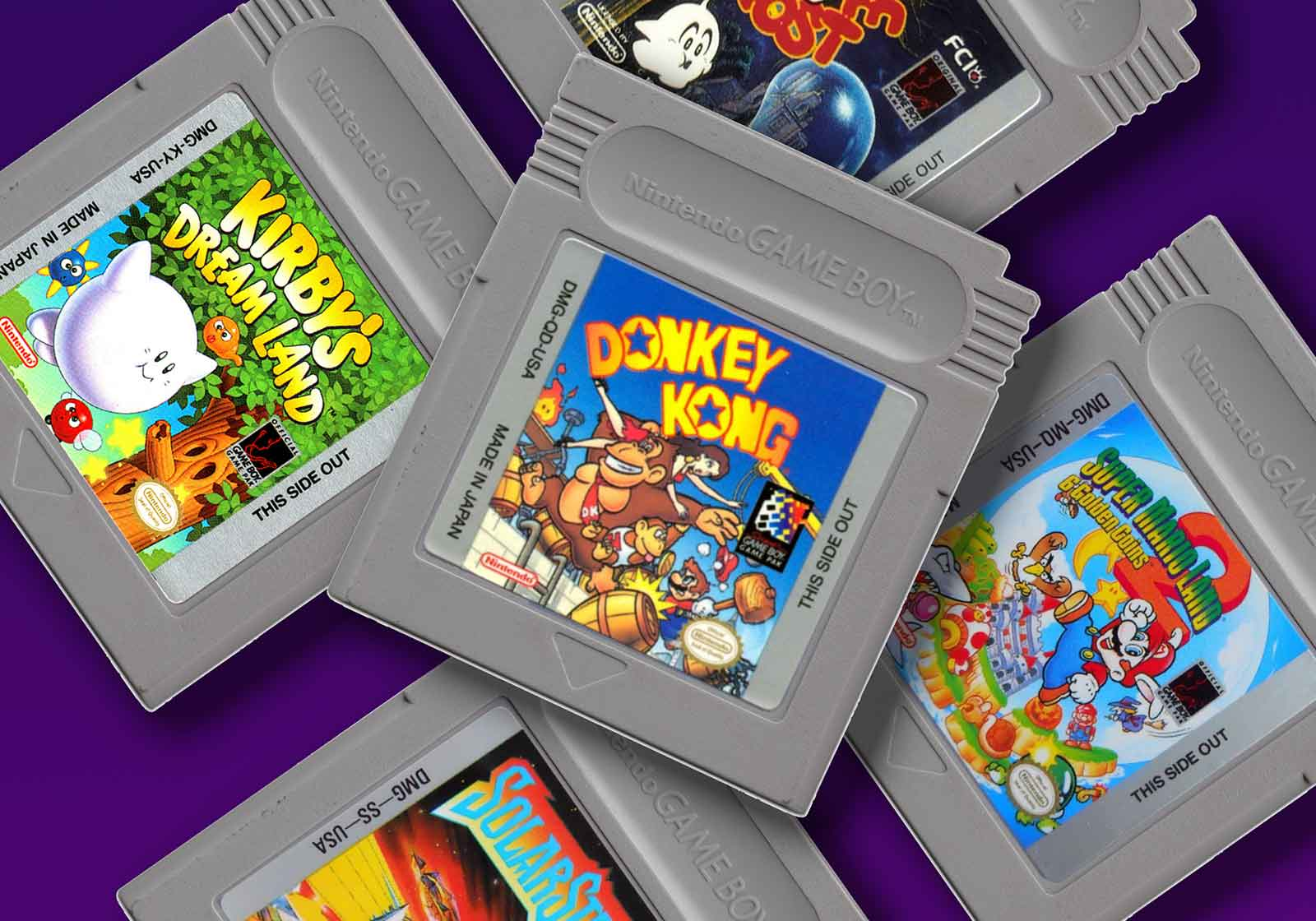 Image result for game boy games