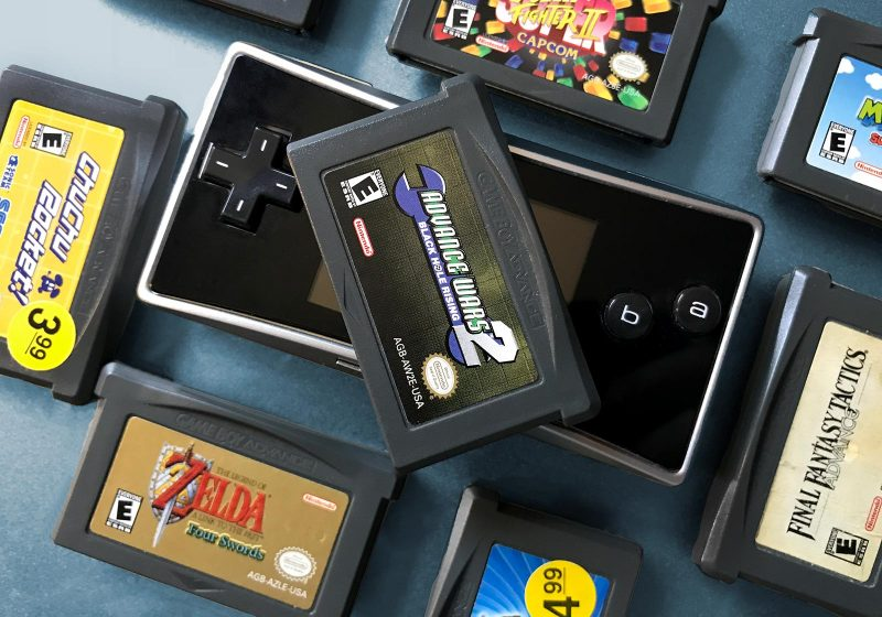 The Best Game Boy Advance Gba Games Under 15 Retrogaming With