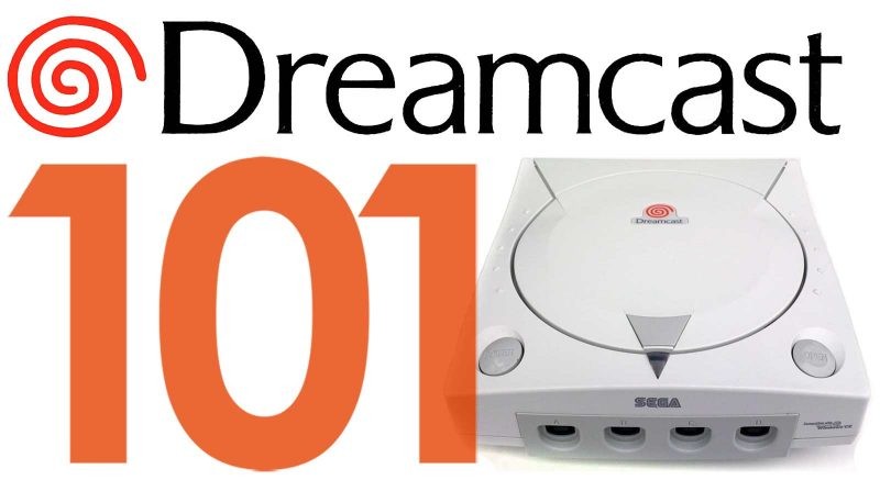 Sega Dreamcast 101: A Beginner's Guide - RetroGaming with Racketboy