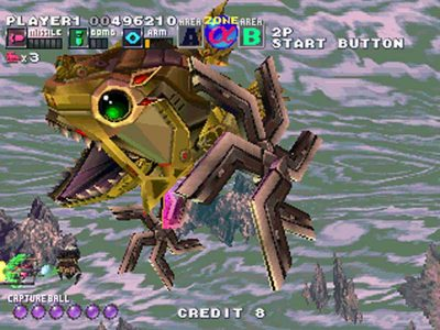 The Phenomenal Playstation (PS1) Shmups Library